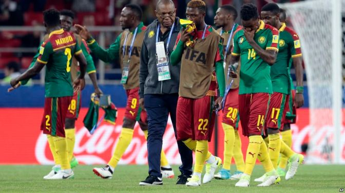 FIFA World Ranking: Lions drop by four places.